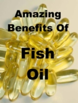 Amazing Benefits Of Fish Oil by Jack Earl book cover