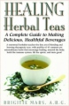 Healing Herbal Teas book cover