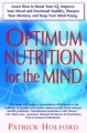 Optimum Nutrition for the Mind book cover.