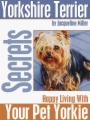 Yorkshire Terrier Secrets book cover