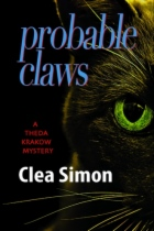 Probable Claws by Clea Simon book cover