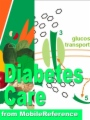Diabetes Care Pocket Guide (Mobi Health) book cover.
