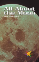 All About the Moon by Wes Lipschultz book cover