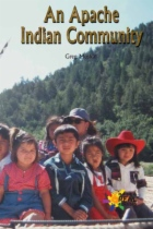 An Apache Indian Community by Greg Moskal book cover