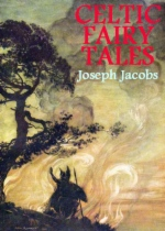 Celtic Fairy Tales by Joseph Jacobs book cover