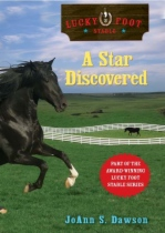 A Star Discovered by JoAnn S. Dawson book cover
