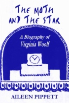 The Moth and The Star - A Biography of Virginia Woolf by Aileen Pippett book cover