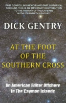 At The Foot of The Southern Cross by Dick Gentry book cover