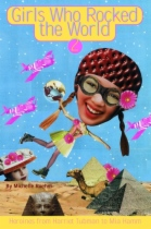 Girls Who Rocked the World 2 by Michelle Roehm book cover