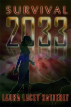 Survival 2033 by Laura Lacey Satterly book cover
