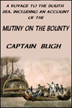 A Voyage to the South Sea, Including an Account of the Mutiny on the Bounty by Captain William Bligh book cover