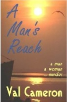 A Man's Reach by Val Cameron book cover