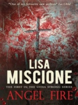 Angel Fire by Lisa Miscione book cover