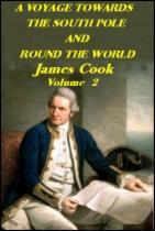 A Voyage Towards the South Pole and Round the World - Volume 2 by James Cook book cover