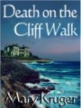 Death on the Cliff Walk book cover