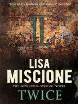 Twice by Lisa Miscione book cover