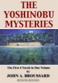 The Yoshinobu Mysteries: Vol 1 book cover